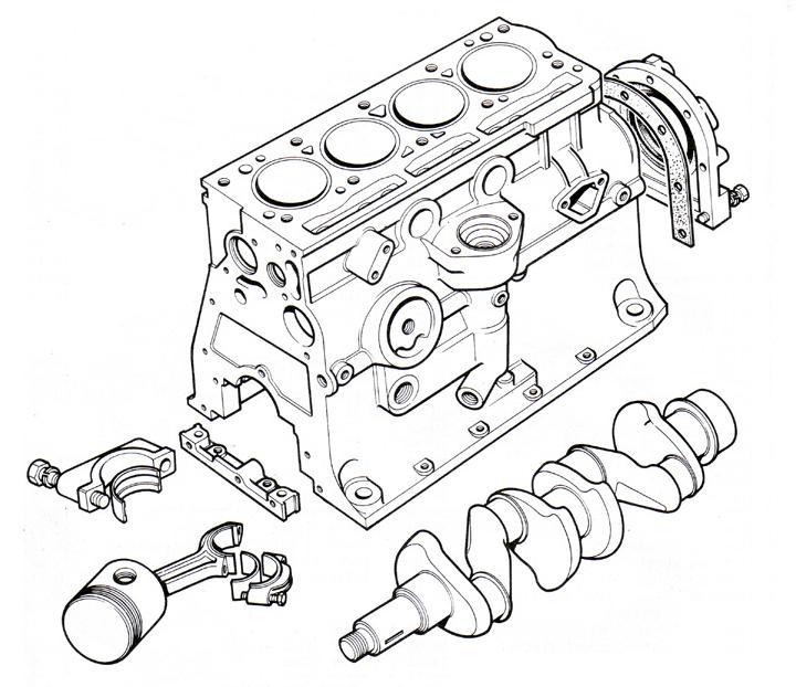rebuilt engines canley classics Triumph Italia engines