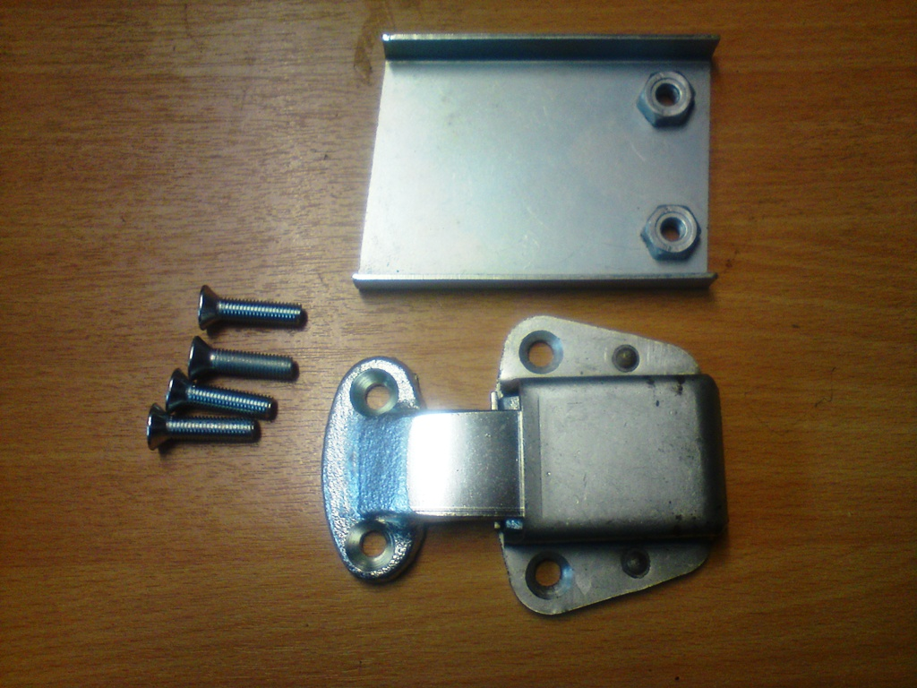 Anti-burst catch assembly