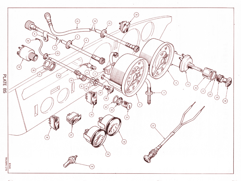 74 mgb wiring diagram  74  free engine image for user