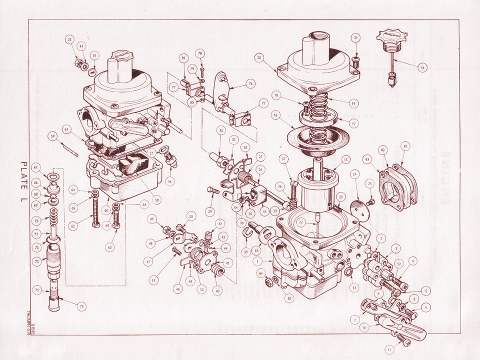 Mki Stromberg Carburettors  2    Canley Classics