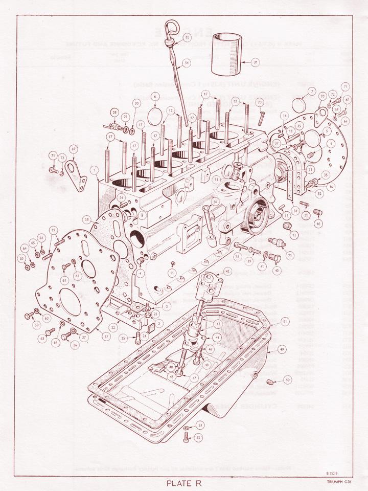 Mkii Engine   Canley Classics