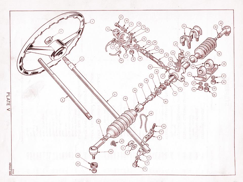 wiring diagram triumph tr6 overdrive triumph tr6