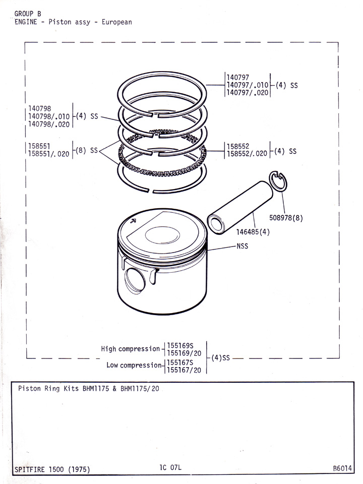 piston assembly european canley classics : piston assembly diagram - findchart.co