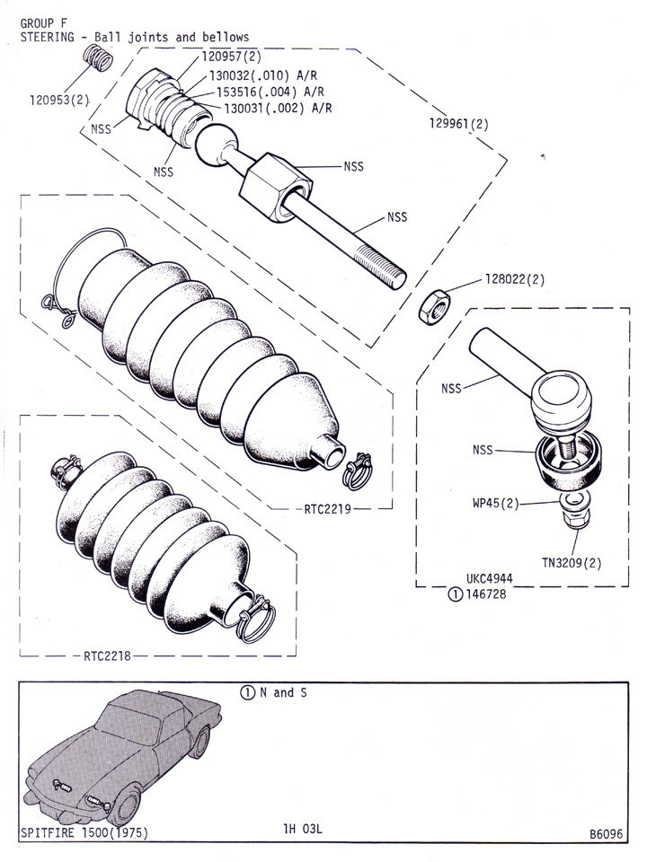 27 Ball Joint Diagram