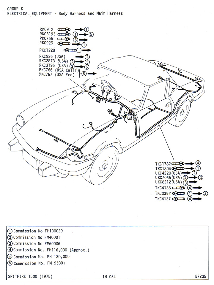 wiring harness in cars with 1500 Body Harness And Main Harness on Help Locating Shift Solenoid Please 2704856 moreover T22903794 89 ford ranger push button 4x4 will not as well Lb7 Cooling System Diagram moreover 5f7zc 1957 Chevy Light Switch Power One Spade Tail Lights as well Discussion T2950 ds616402.