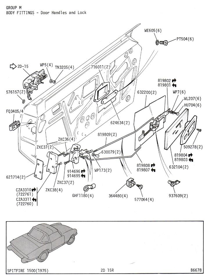 door handles and lock @ canley classicsDoor Knob Latch Diagram See The Diagram Below #13