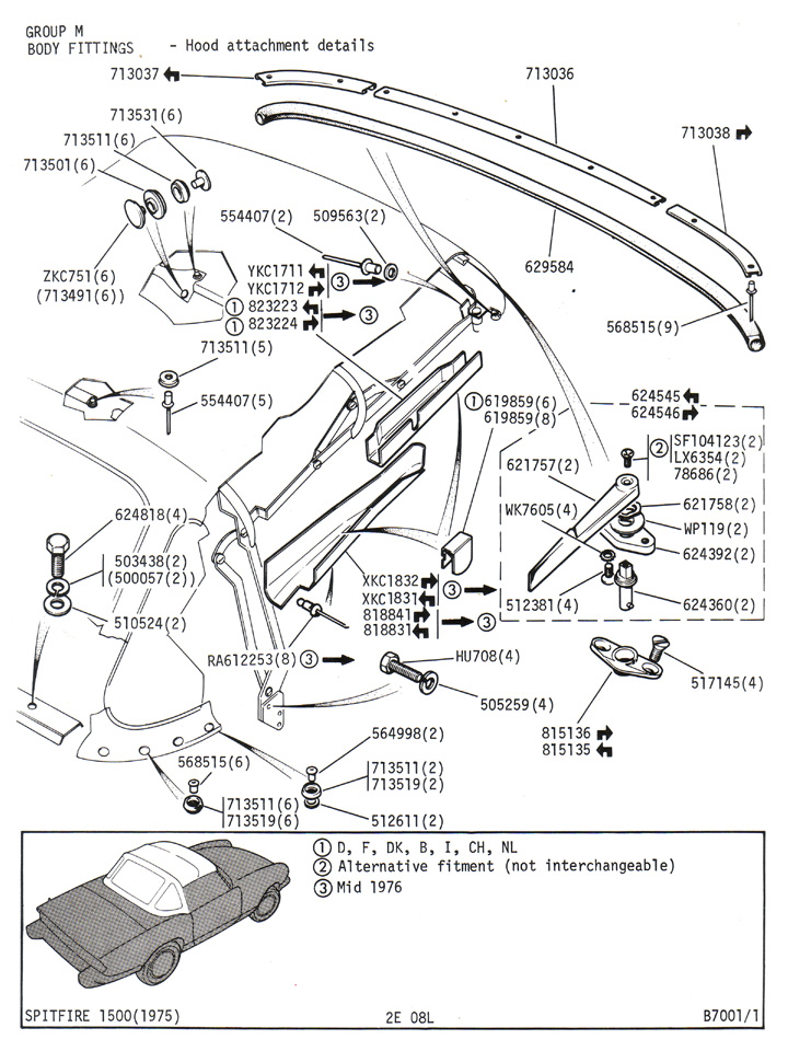 Wwwcanleyclassicscom Images Diagrams Spitfire1500plate1n03l