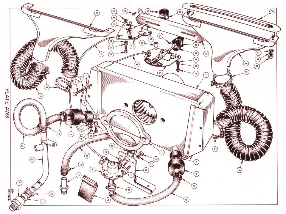 spitfire heater. ordering info spitfire heater e