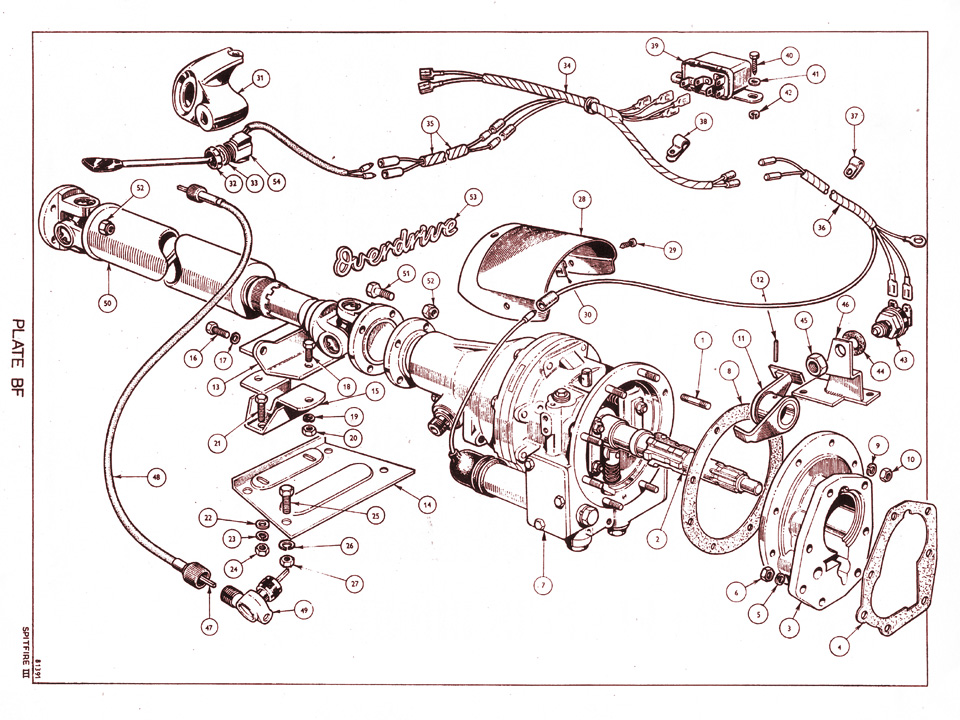 wiring diagram for 1976 triumph spitfire wiring automotive spitfireiii plate bf wiring diagram for triumph spitfire spitfireiii plate bf