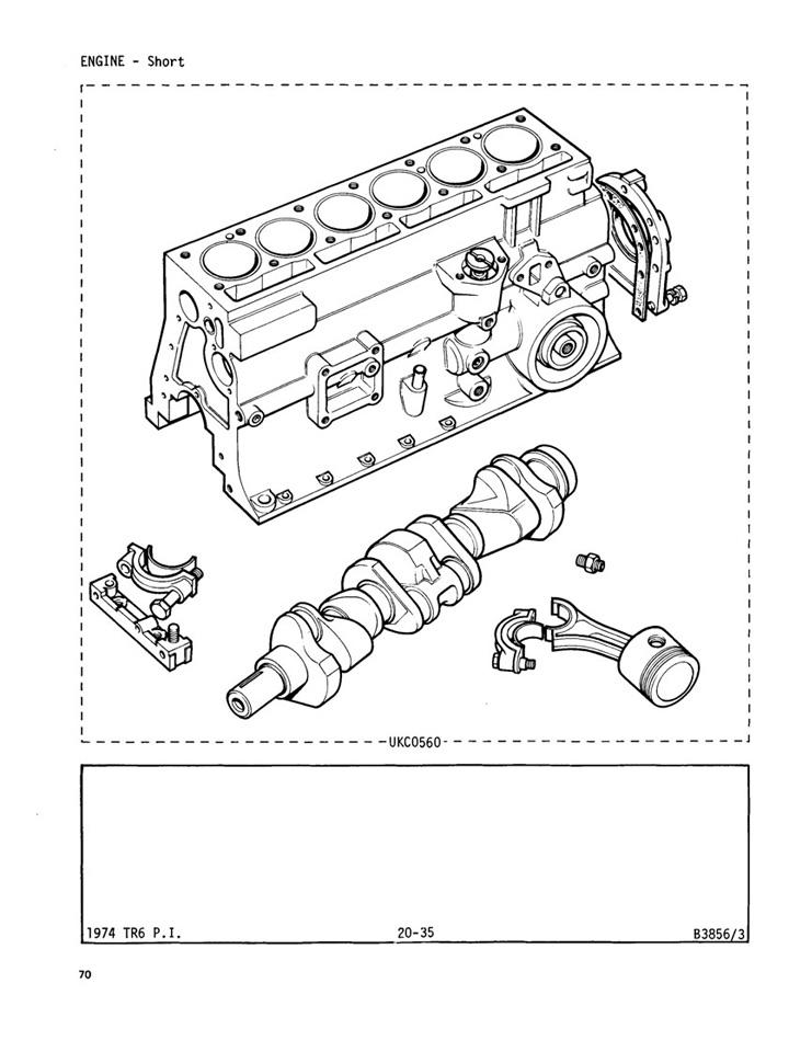 1973 triumph tr6 wiring harness