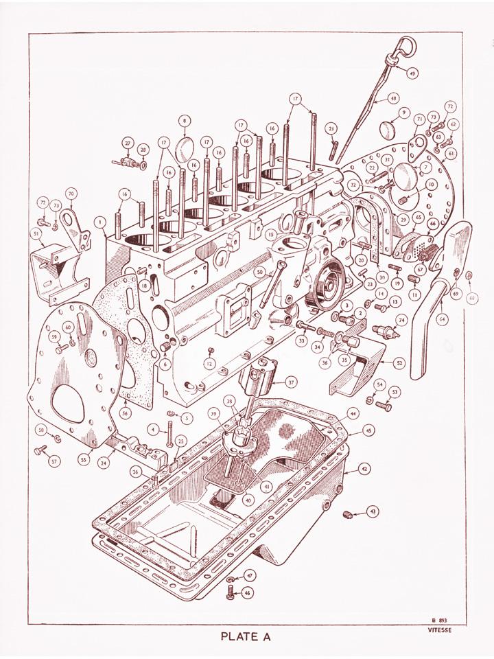 1600 Engine   Canley Classics