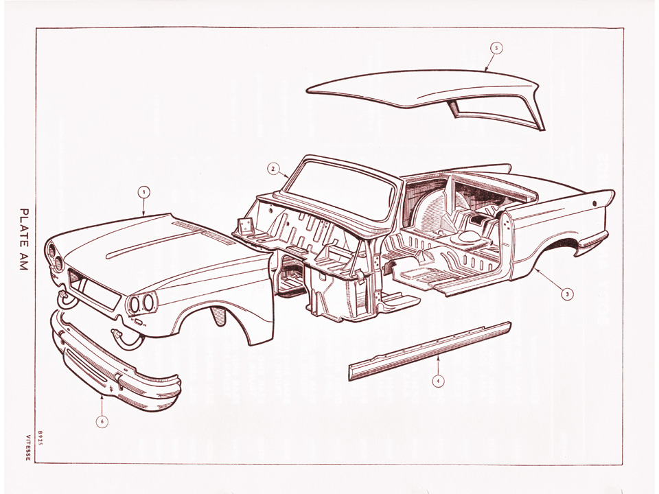 Car Body Parts Diagram 997 Rsr Diagram Car Interior Design
