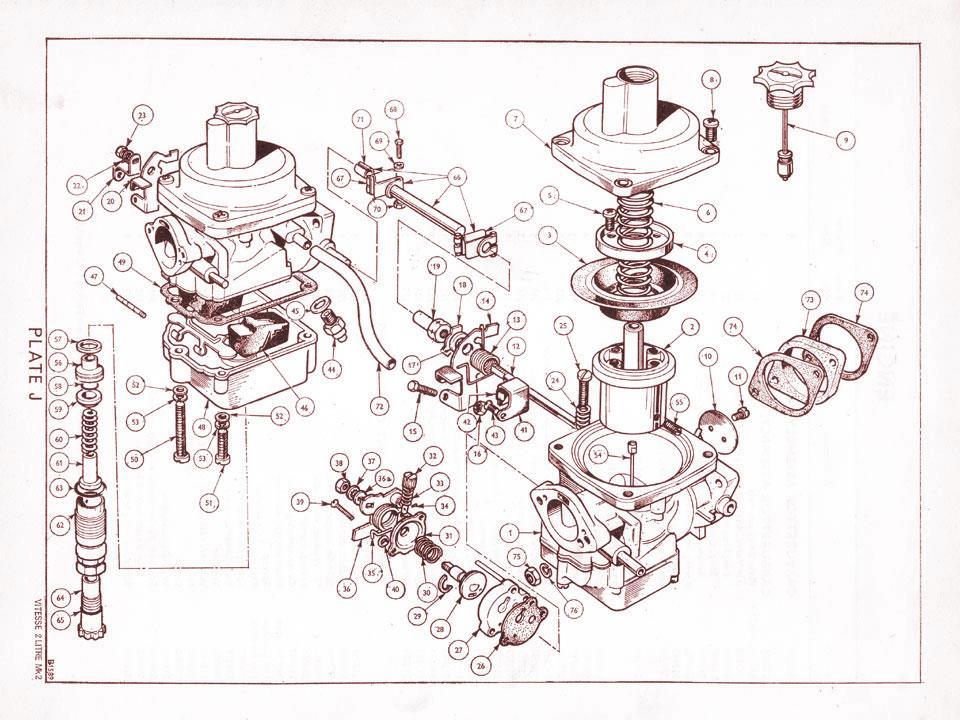 Mkii 2 Litre Stromberg Carburettors   Canley Classics