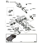 Rear Axle - Outer Axle Shafts