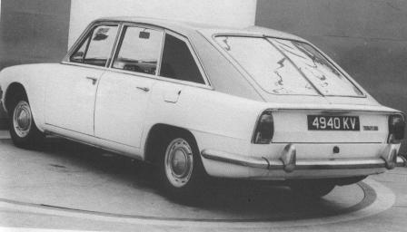 Triumph Experimental Cars Canley Classics
