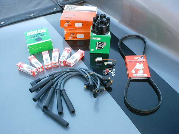 Engine Service Kits