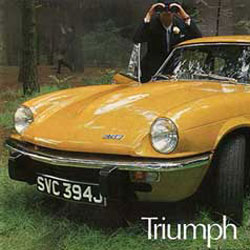 Triumph Gt6 Mkiii At Canley Classics